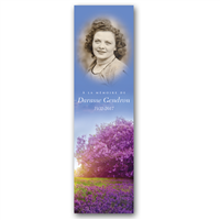 Signet pleine image portrait - Grand / Full image portrait bookmark - Big